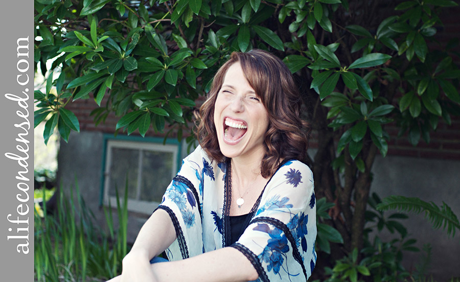 Laughter and it's Medicine :: Portland, OR Headshot Photographer