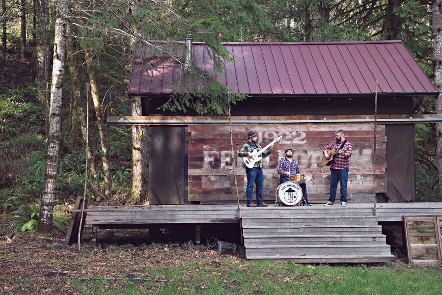 The Junebugs :: Forest Grove, Oregon Band Photographer