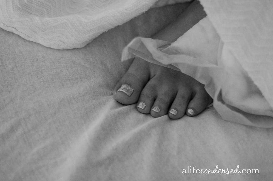 Portland, Oregon Hospital Birth and Newborn Photographer