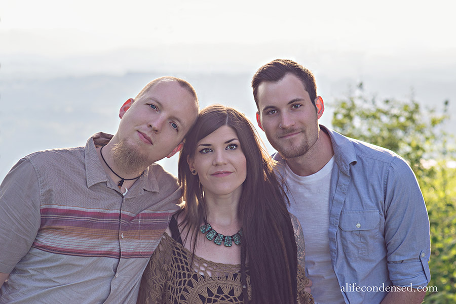 Close Knit Family :: Forest Grove Oregon Photographer