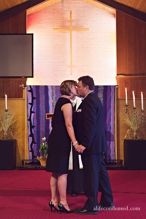 A Love 35 Years in the Making :: Vow Renewal
