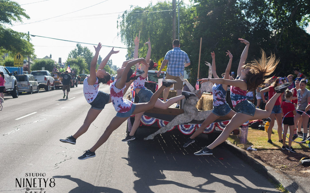 Fourth of July Parade :: Destination Event Photographer