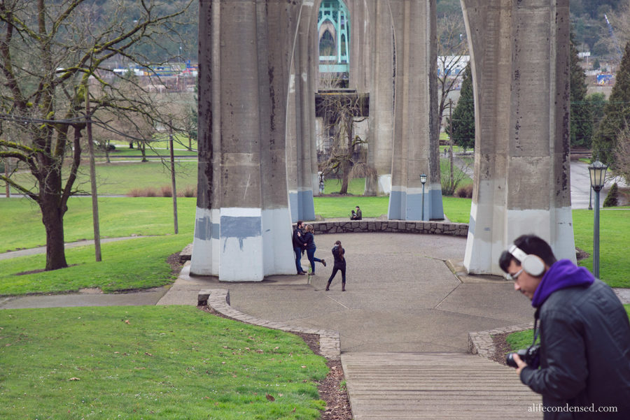 Cathedral Park proposal :: A Life Condensed Photography